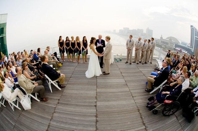 Terrace wedding 3 - Ceremonies
