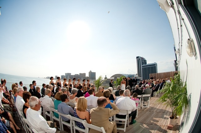 Terrace wedding 4 - Ceremonies