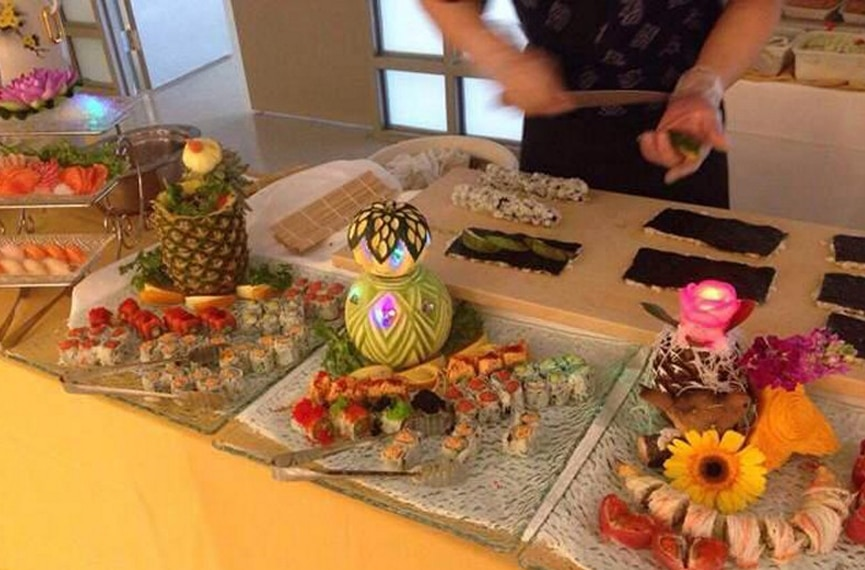 128 - Sushi at One Atlantic