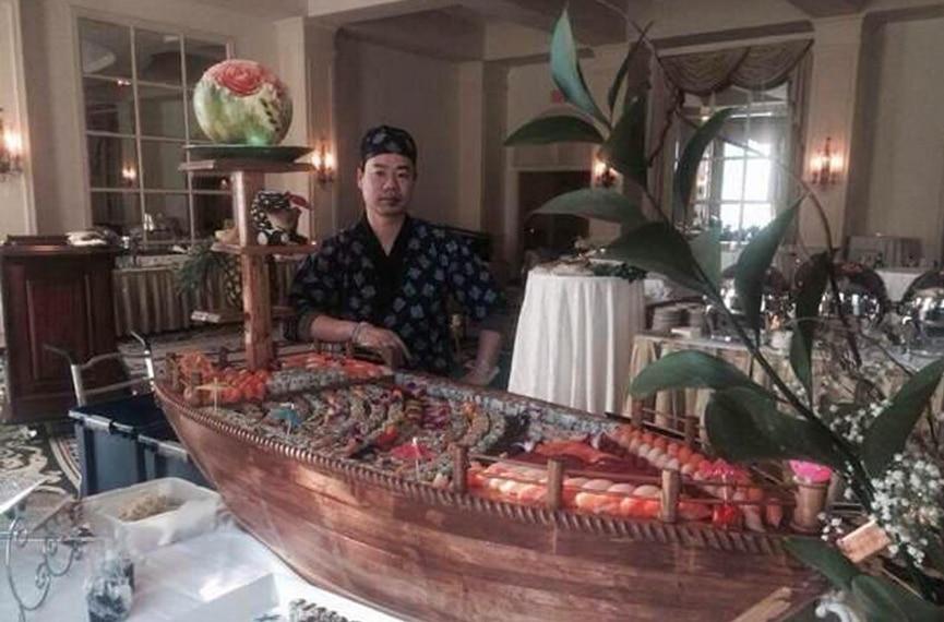 131 - Sushi at One Atlantic