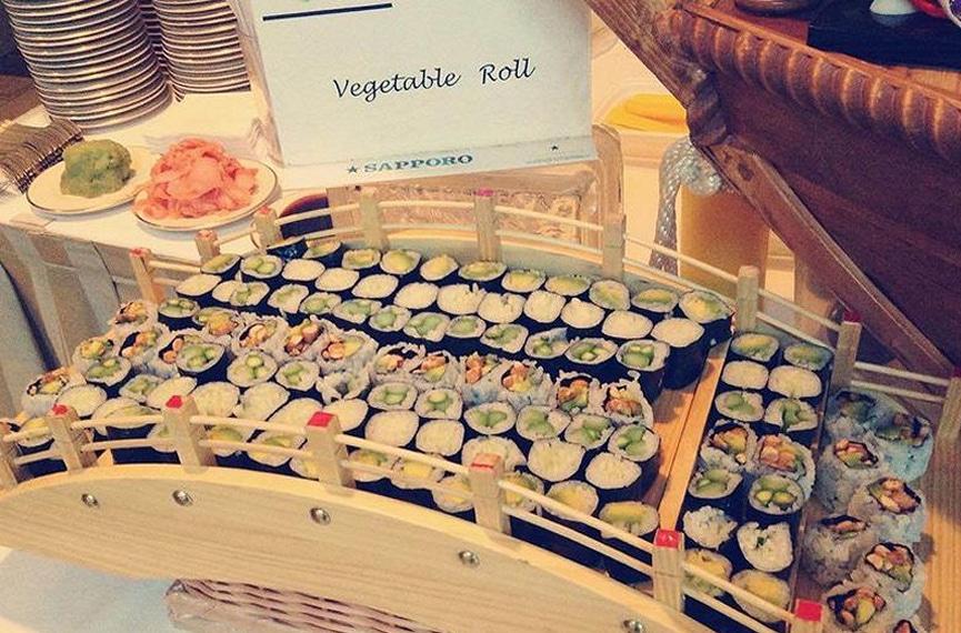 132 - Sushi at One Atlantic