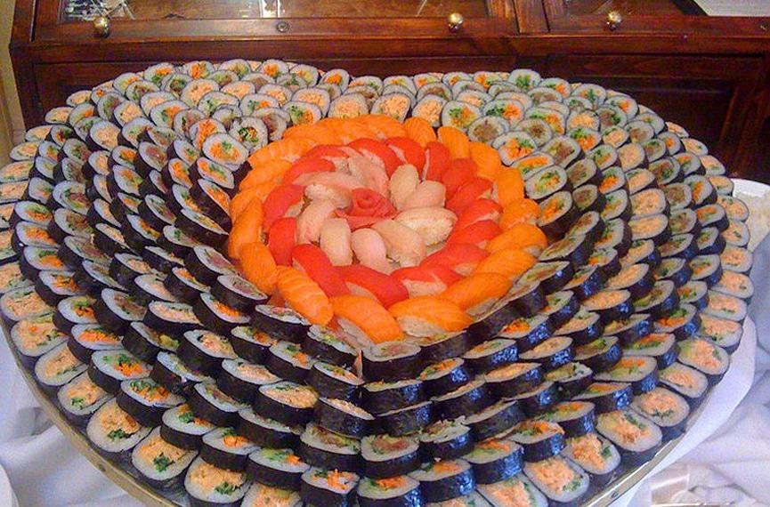 134 - Sushi at One Atlantic