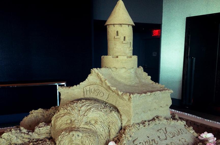 153 - Matt Deibert Sand Sculptures