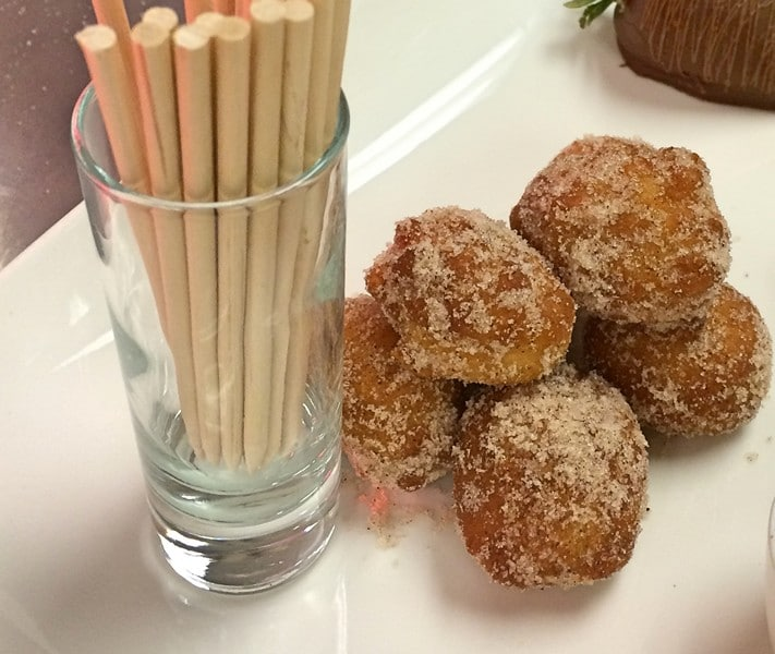 Beniegts sugared - Butlered Desserts