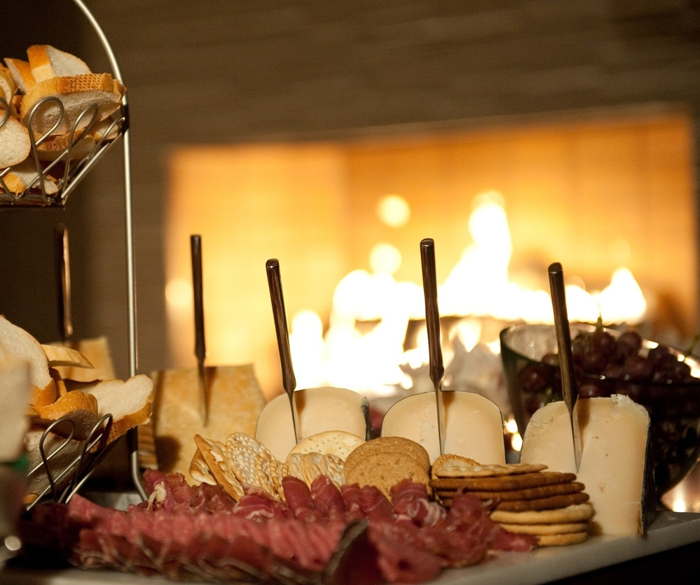 Cheese boards   Fire Place - Stations