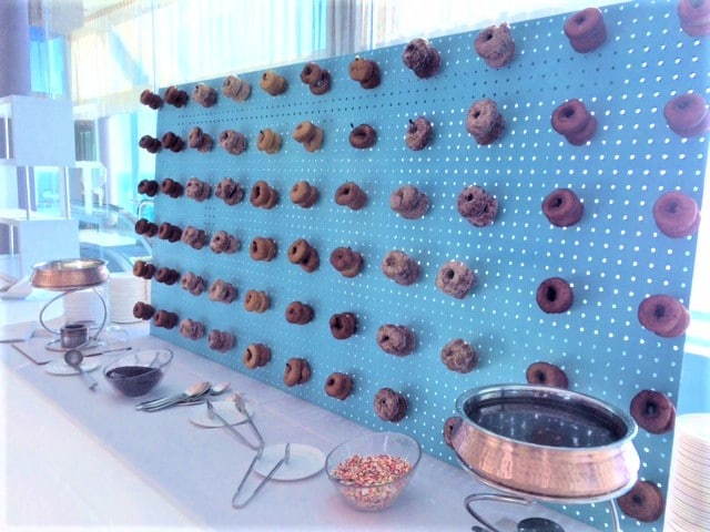 Donut Wall - Stations