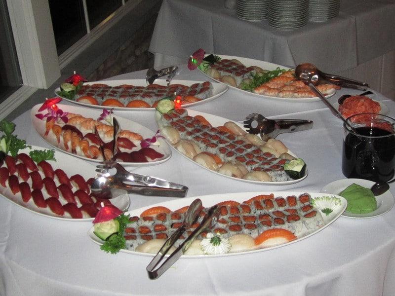 IMG 2808 - Sushi at One Atlantic