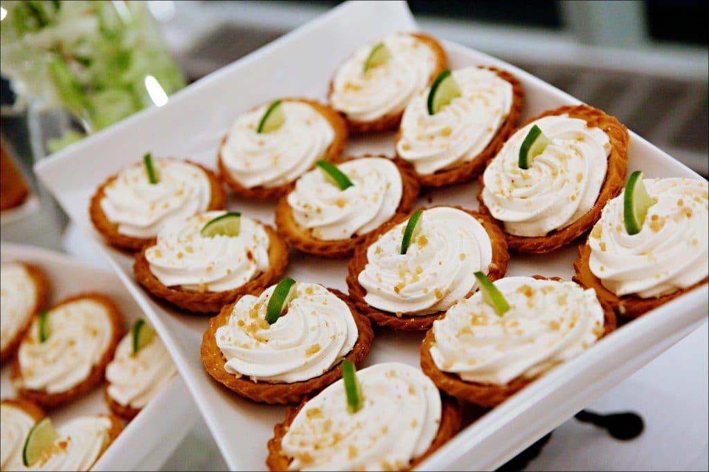Key Lime Tarts 1024x683 - Butlered Desserts