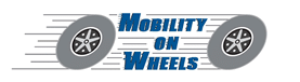 Mobility on Wheels Logo - Mobility on Wheels