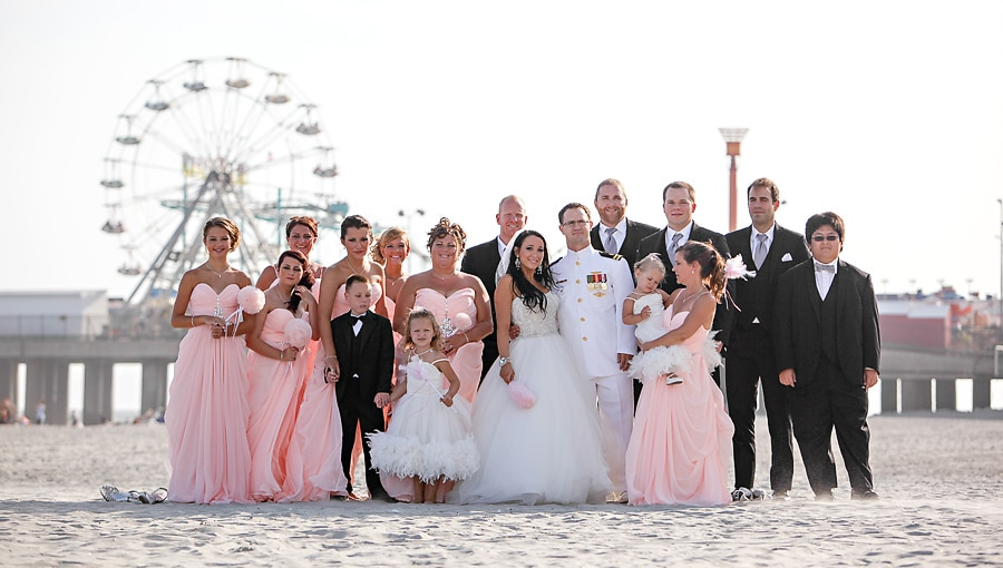 One Atlantic Wedding 102 - Marie Labbancz Photography
