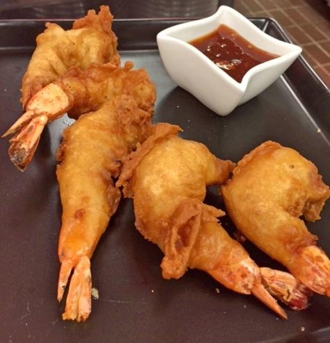 Shrimp Tempura 1 - Butlered Hors d'oeuvres