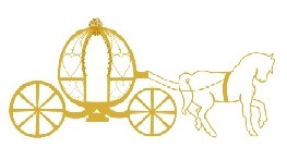 updated dream carriage logo - South Asian Wedding Horses and Carriages