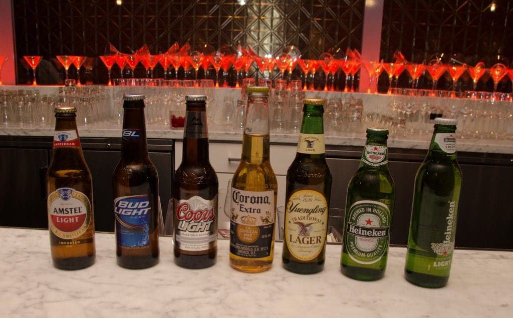 Beer Selections 1024x635 - Bar & Cocktails