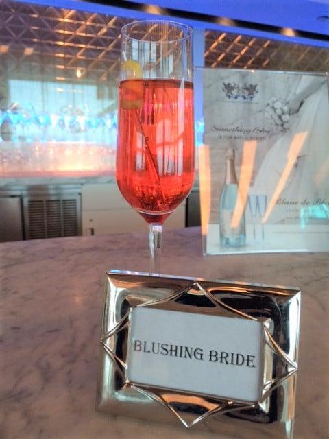 Blushing Bride - Bar & Cocktails