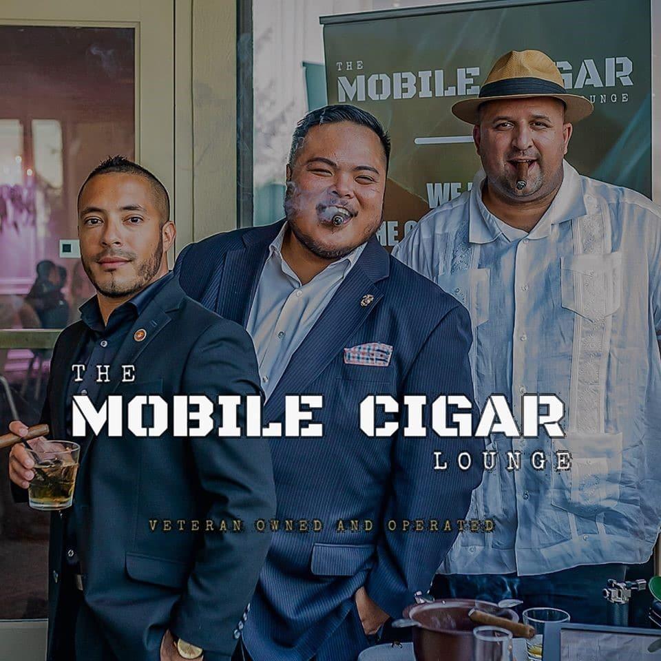 Mobile Cigar Lounge Logo - Partners